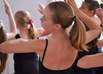 latin and ballroom dancer